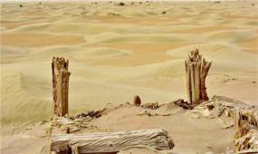 《地理中國》百年地理大發現 風吟大漠