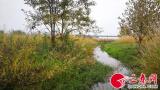 """走进生态环保""""网红""""城市汉中 天汉湿地公园看协调发展"""