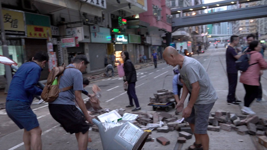We have deep love for our city: Hong Kong citizens